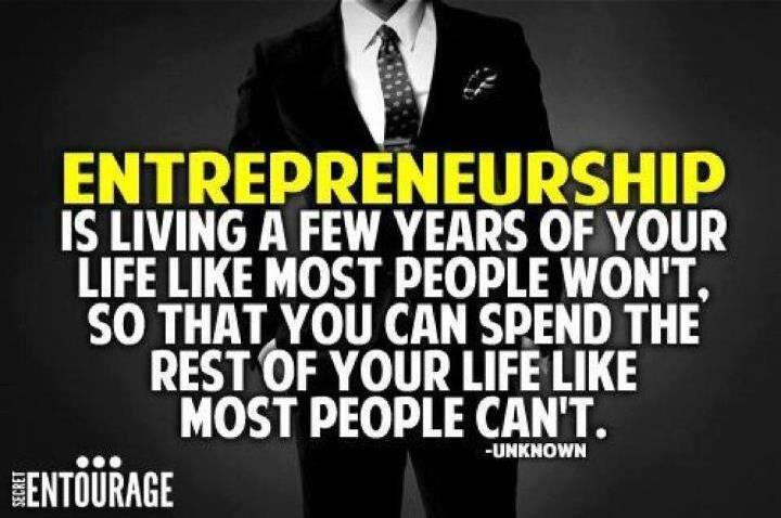 Inspiration iværksætteri